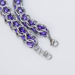 Řetěz v obklíčení - náramek VICE BAREV