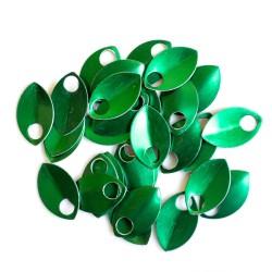 Šupiny malé zelené
