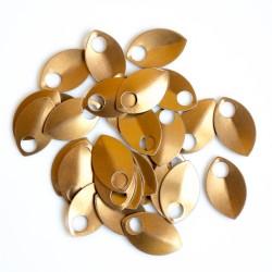 Šupiny malé bronzové