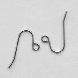 Náušnicové háčky z chirurgické oceli