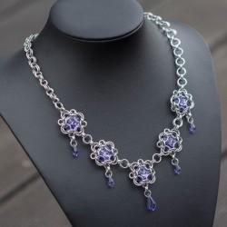 První mrazíky - náhrdelník