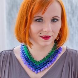 Dračí objetí - náhrdelník