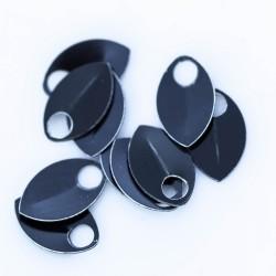 Šupiny mikro černé