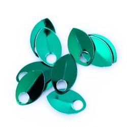 Šupiny mikro zelené