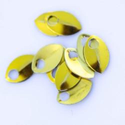 Šupiny mikro žluté
