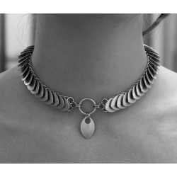 Na obojku - náhrdelník