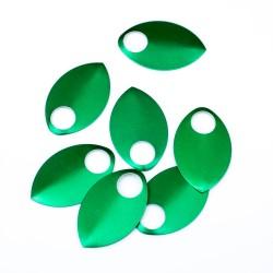 Šupiny XL zelené