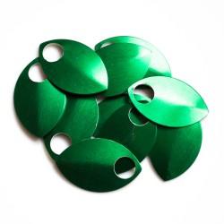 Šupiny velké zelené