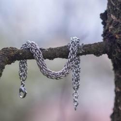 Spletenec - pánský náramek