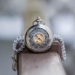 Kapesní hodinky mechanické...