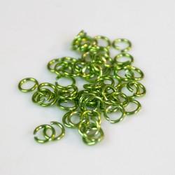 2,4/0,8 100ks Limetkově zelené